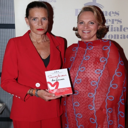 Gala de l'Association Femmes Leaders de Monaco